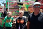 Family balances SD fair, El Salvador work