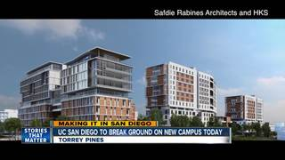Construction starts on expansion at UC San Diego