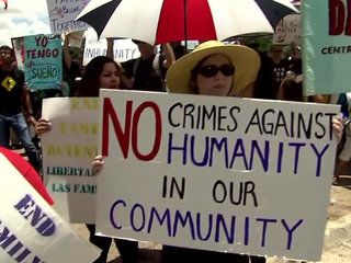 Rally to be held to protest immigration policy