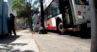 """Bus lot proposal called """"huge waste"""" of funds"""