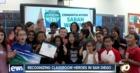 Classroom Heroes: Sarah Watkins