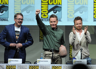 Cast of 'Breaking Bad' to reunite at SDCC 2018