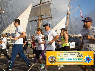2018 Live Well San Diego 5K