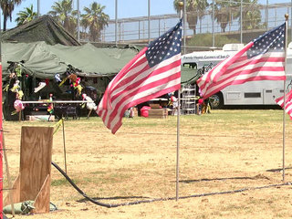 Stand Down: Free services for homeless vets