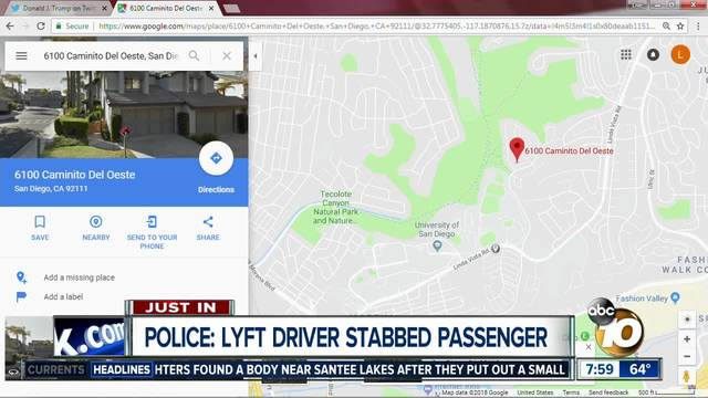 lyft driver missing