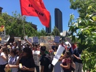 PHOTOS: March held against immigration policies