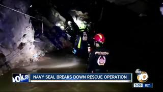 Navy SEAL analyzes Thai cave rescue mission