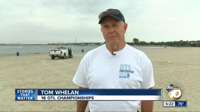 Tom Whelan a true Over-The-Line legend