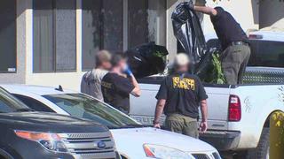 Multiple people detained in San Diego DEA raids