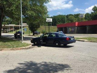Three officers shot in Kansas City, Missouri