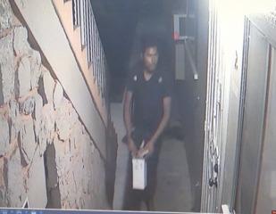 Intruder pops screen, breaks into girl's bedroom