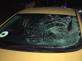 Man hit by ride-sharing vehicle in Spring Valley