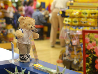 Build-A-Bear introduces new 'pay your age' deal