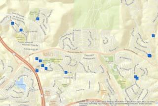 Car break-in series reported in Chula Vista