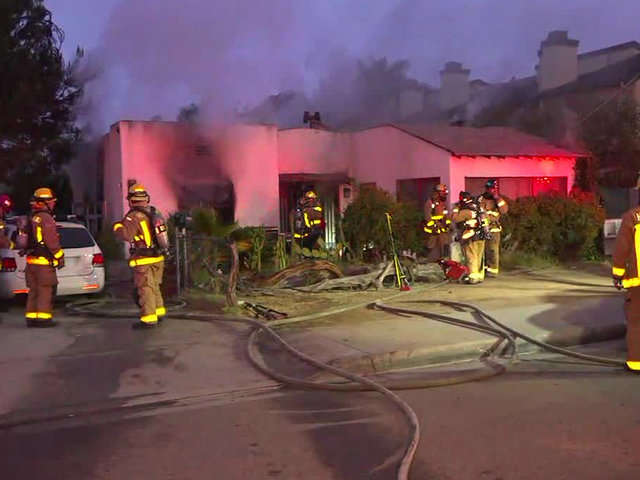 One person found dead in El Cajon house fire