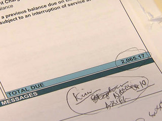 Man furious with city over $2,000 water bill