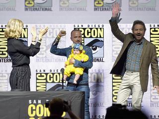 'Breaking Bad' cast reunites at Comic-Con 2018