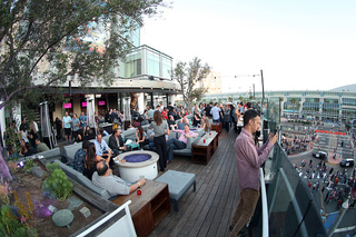 Inside the Comic-Con parties
