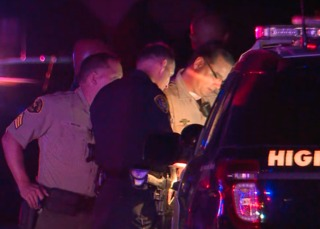 Vista pursuit ends in deputy-involved shooting