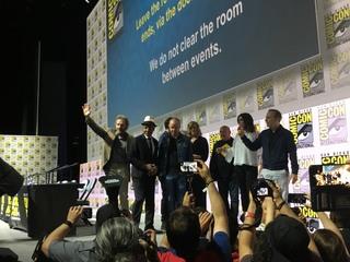 PHOTOS: 'Breaking Bad' reunites at SDCC 2018