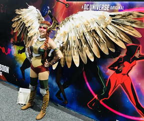 SDCC: Cosplayers level up creativity, intricacy
