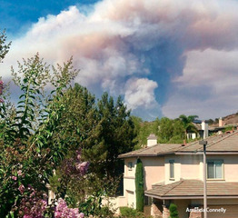 Holy Fire scorches thousands of acres in OC
