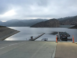 Body of girl found in San Vicente Reservoir