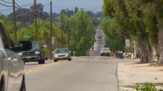 City working to slow down
