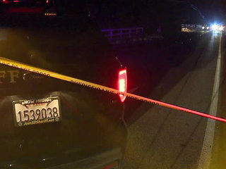 Driver arrested in fatal Ramona hit-and-run