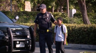 Missing 8-year-old found safe