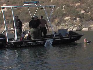 Girl found in San Vicente Reservoir identified