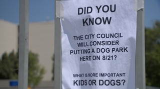 Coronado considering dog park next to childcare