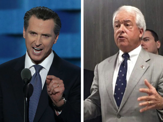 Gas tax, housing driving race for governor