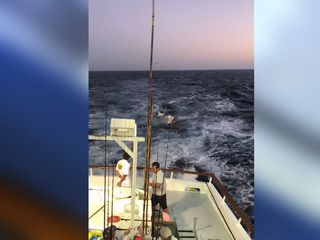 San Diego Sportfishermen Rescue Mexican Crew In Distress
