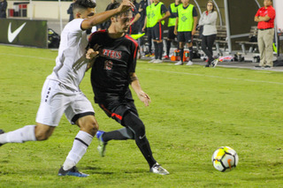 Aztecs enter win column with 2-1 victory over...
