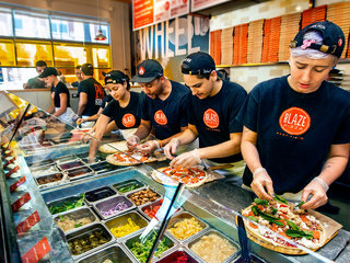 Blaze Pizza opening at Otay Ranch Town Center