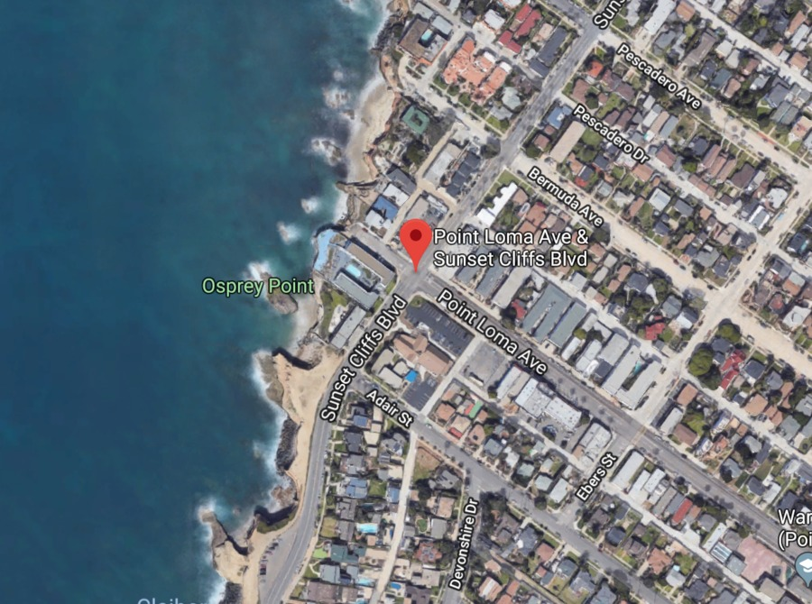Woman Dies Below Sunset Cliffs Bluffs 10news Kgtv Tv San Diego
