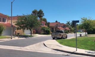 Man ransacks Vista home with boy, 9, inside