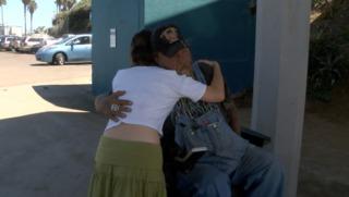 Homeless heroes help victim find her stolen bike