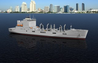 NASSCO starts new Navy work, says it will hire