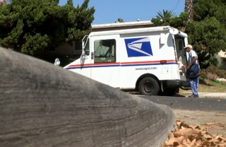 OB neighbors thank USPS mail carrier of 38 years