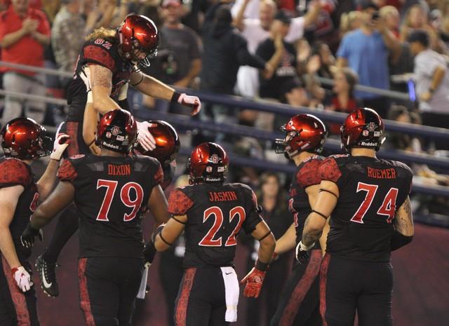 Aztecs win, 23-20, in overtime thriller...