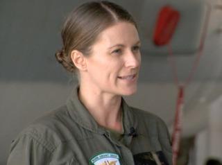 Marine Corps mom welcomes future aviators