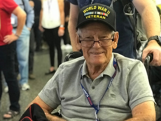 PHOTOS: Vets go on 'Tour of Honor'