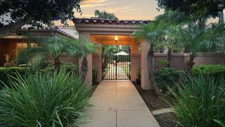 Point Loma home on private lot for sale