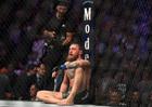 Melee after Nurmagomedov chokes out McGregor