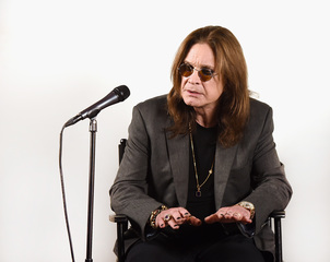 Ozzy cancels 'No More Tours 2' due to injury