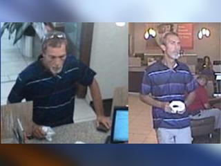 Man sought in El Cajon bank robbery