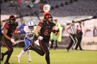 SDSU overcomes Air Force with 21-17 victory