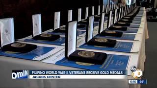 Filipino war veterans honored in Lincoln Park
